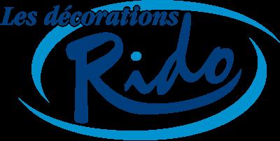 Les décorations Rido Logo