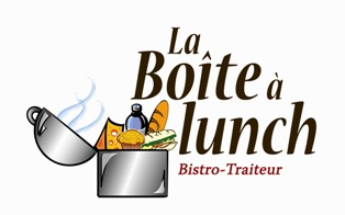 Boîte à lunch Logo