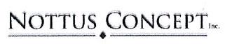 Nottus Concept Logo