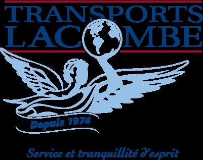 Transports Lacombe Logo